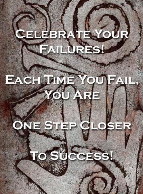 The Joys of Failure