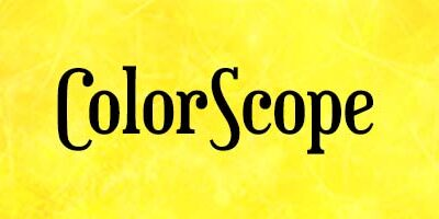 ColorScope for July 2021